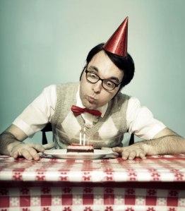 """Happy Birthday to Me!!"" Photo Credit:  graphpaperpress.com"