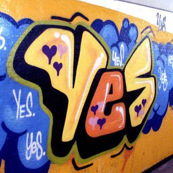 yesgraffiti